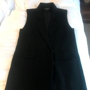 Marciano Black Trench Vest